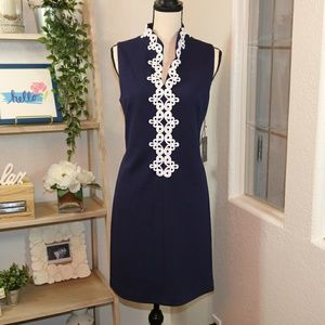 NEW Vince Camuto Blue Navy Dress